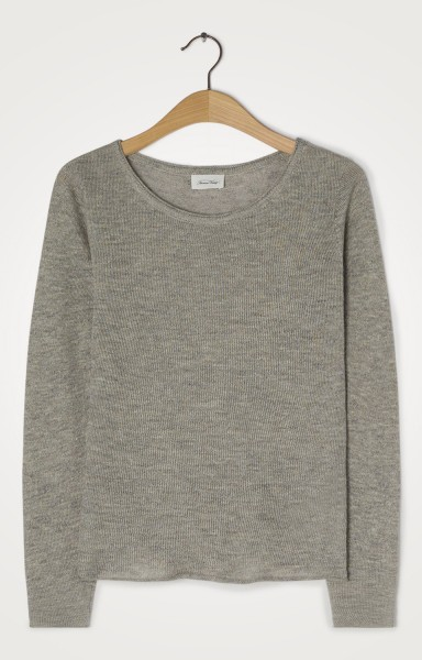 Pullover NUY18AE21 gris chine
